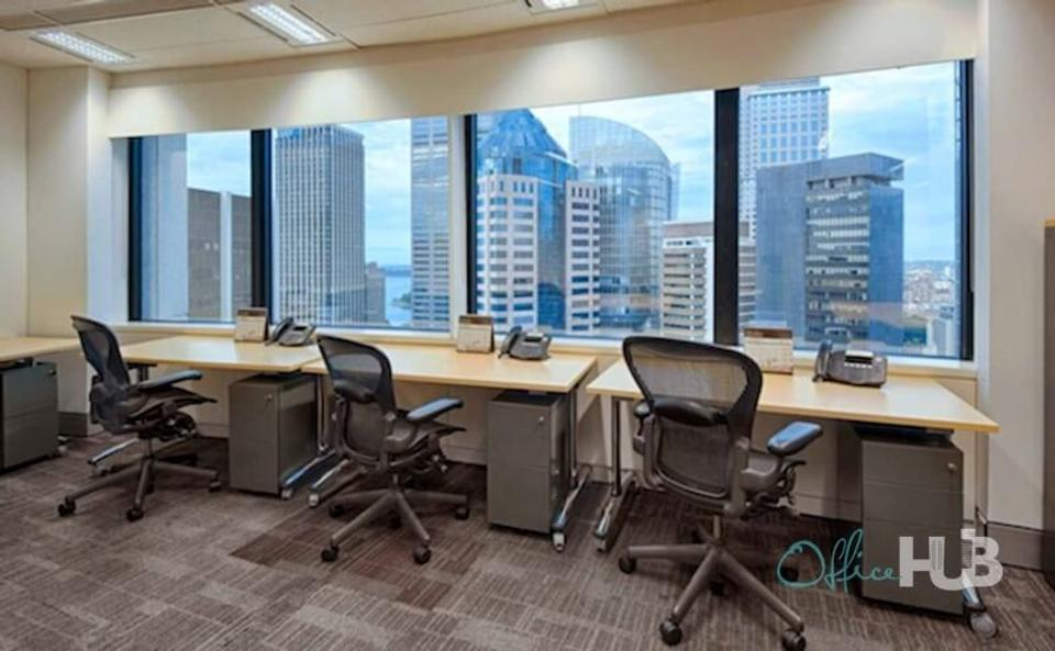 8 Person Private Office For Lease At 264 George Street, Sydney, NSW, 2000 - image 2