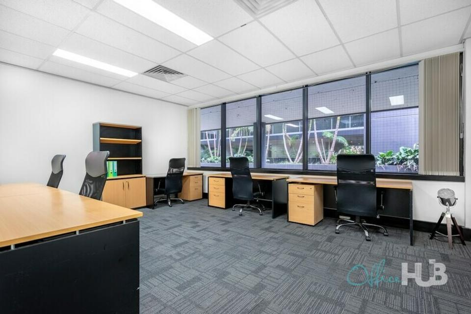 1 Person Coworking Office For Lease At 30 Cowper Street, Parramatta, NSW, 2150 - image 2