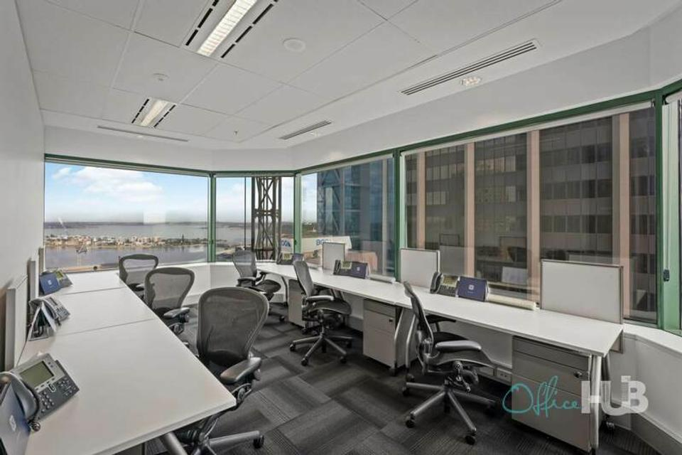 4 Person Private Office For Lease At 108 St Georges Terrace, Perth, WA, 6000 - image 3