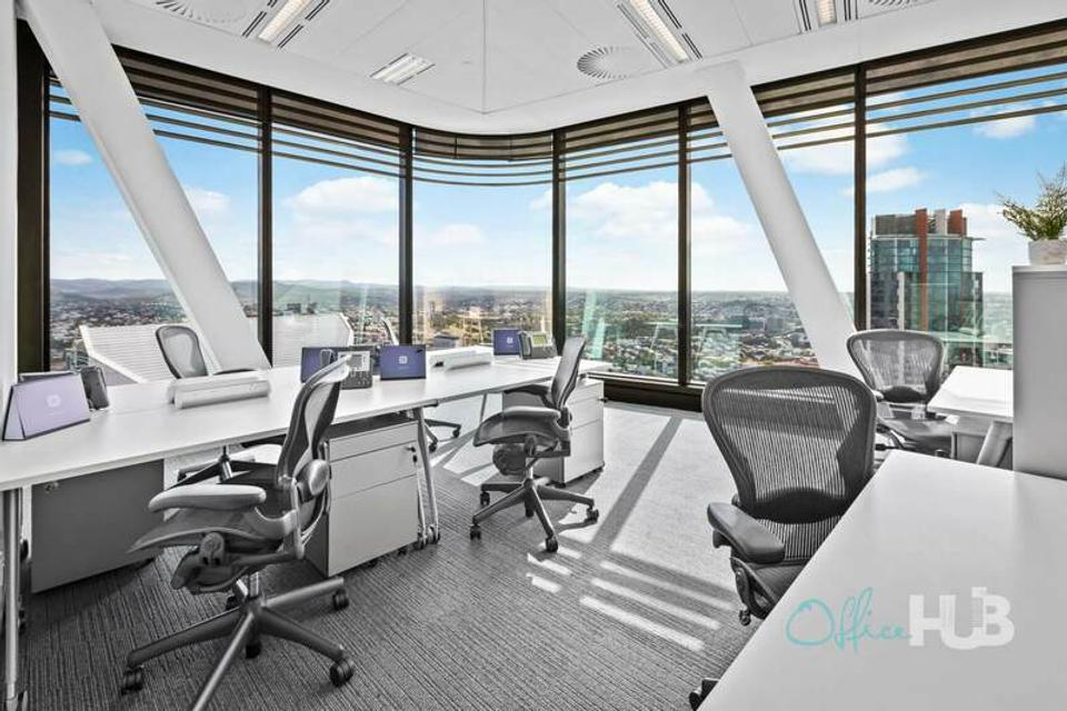2 Person Private Office For Lease At 111 Eagle Street, Brisbane, QLD, 4000 - image 2