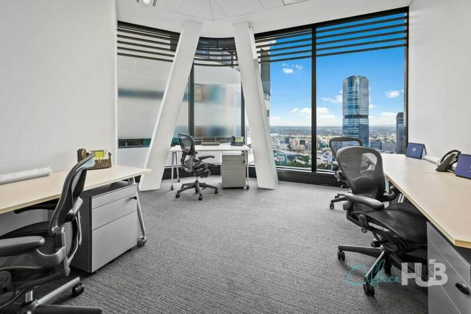1 Person Coworking Office For Lease At 111 Eagle Street, Brisbane, QLD, 4000 - image 2