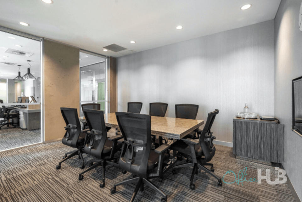 6 Person Private Office For Lease At 15 Green Square Close, Fortitude Valley, QLD, 4006 - image 1