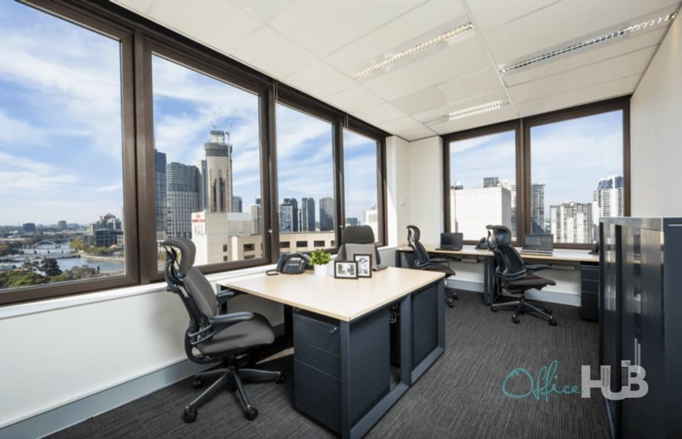 8 Person Private Office For Lease At 611 Flinders Street, Docklands, VIC, 3008 - image 1