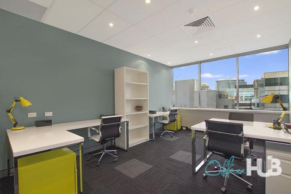 5 Person Private Office For Lease At 91 Phillip Street, Parramatta, NSW, 2150 - image 1