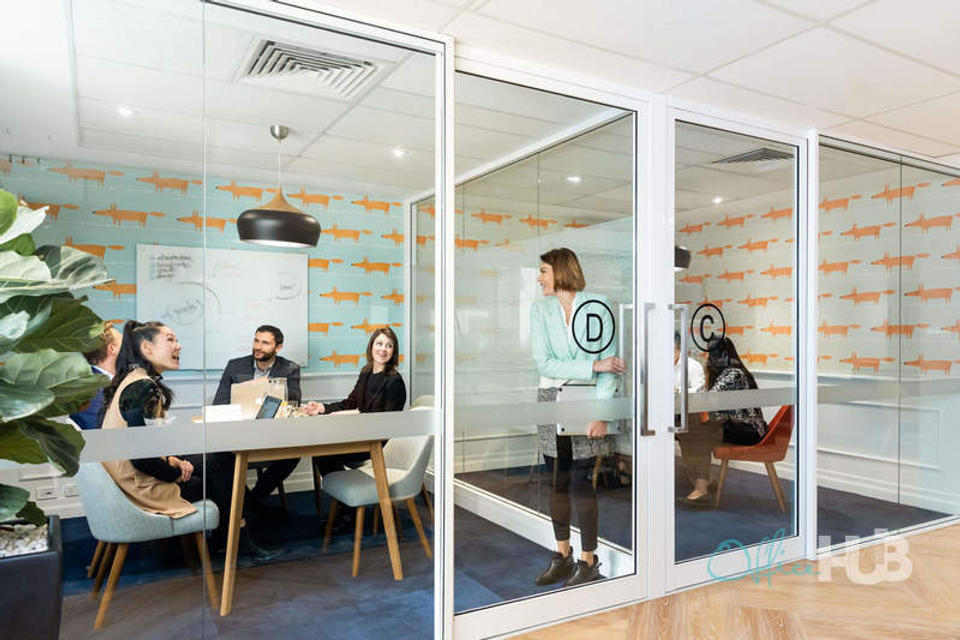 9 Person Private Office For Lease At Berry Street, North Sydney, NSW, 2060 - image 1