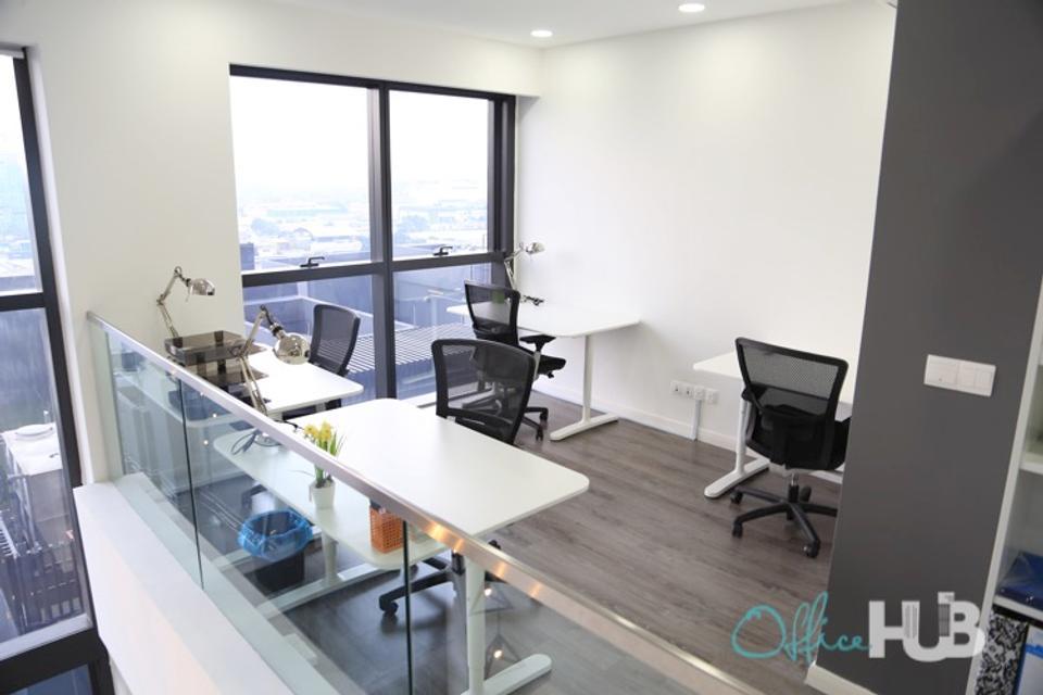 4 Person Coworking Office For Lease At Jalan Yap Kwan Seng, Kampung Baru, Kuala Lumpur, 50450 - image 2