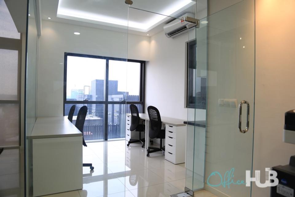 4 Person Coworking Office For Lease At Jalan Yap Kwan Seng, Kampung Baru, Kuala Lumpur, 50450 - image 1