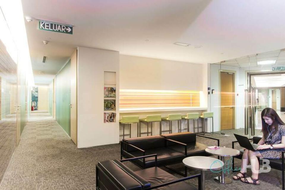 1 Person Private Office For Lease At Lingkaran Syed Putra, Kuala Lumpur, Wilayah Persekutuan, 59200 - image 2