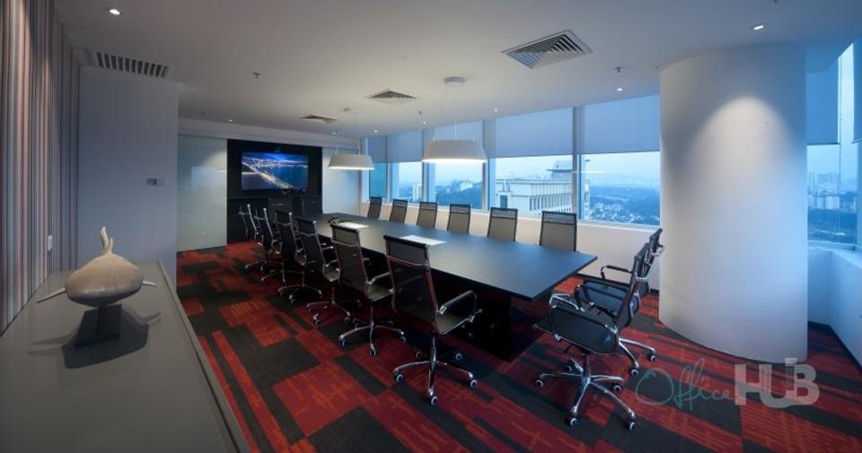 8 Person Private Office For Lease At Lingkaran Syed Putra, Kuala Lumpur, Wilayah Persekutuan, 59200 - image 1