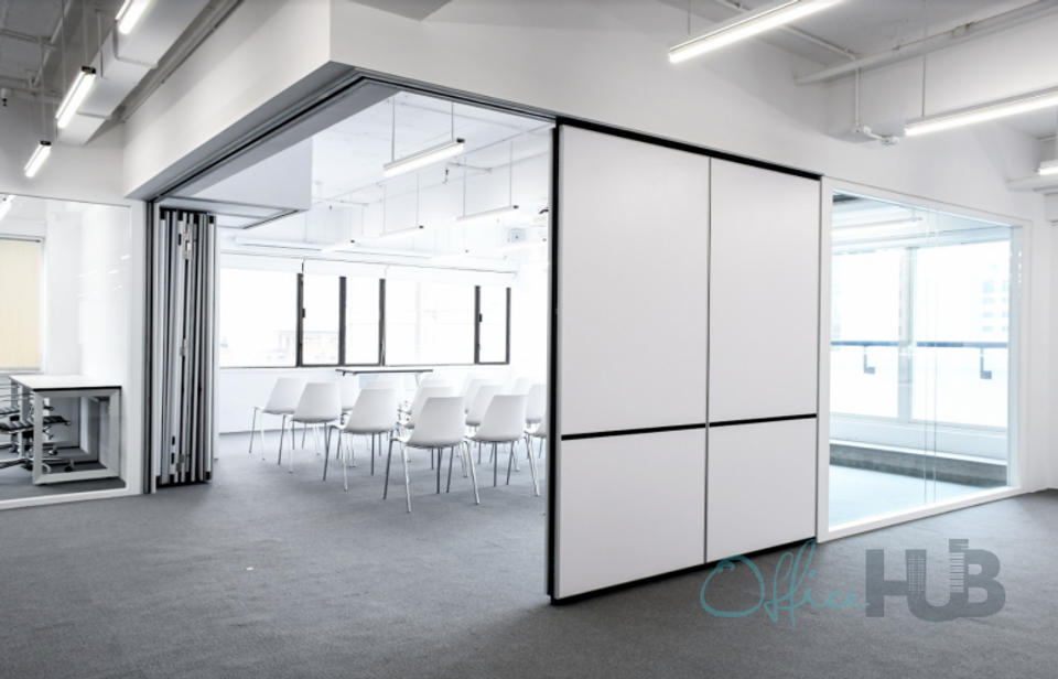 4 Person Private Office For Lease At 77 Leighton Road, Causeway Bay, Hong Kong Island, - image 3