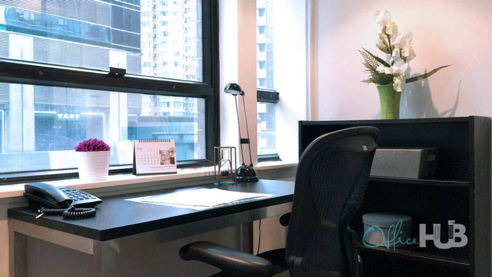 4 Person Private Office For Lease At 8 Hysan Avenue, Causeway Bay, Hong Kong Island, - image 1