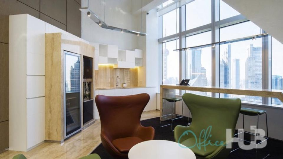 3 Person Private Office For Lease At 100 Century Avenue, Shanghai, PuDong XinQu, 200120 - image 2