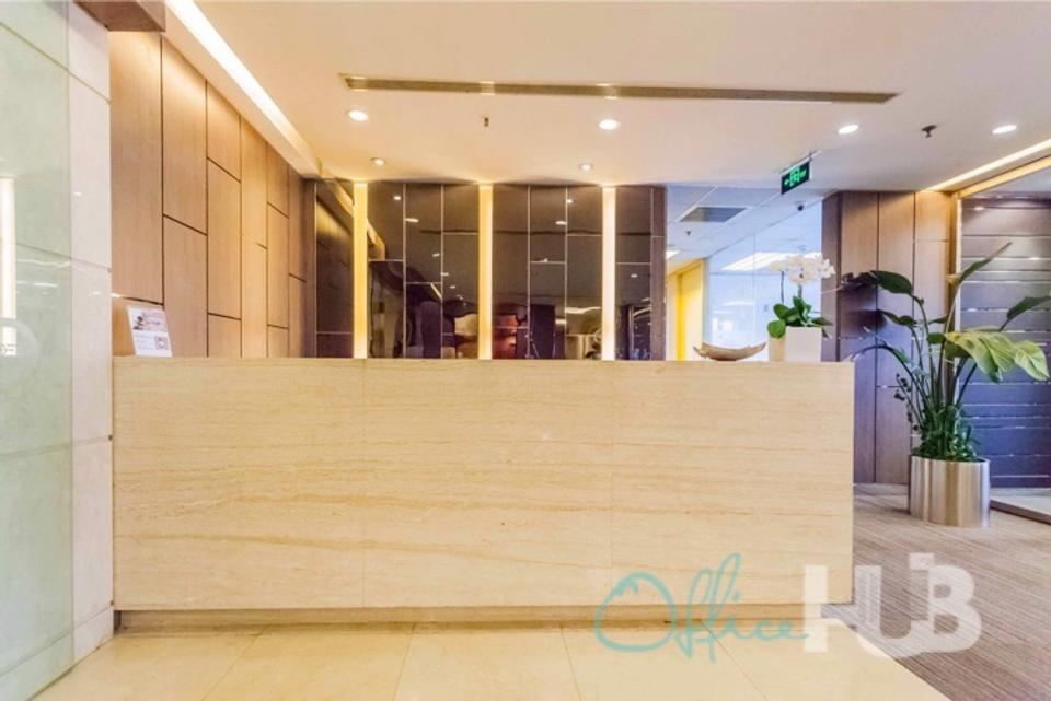 3 Person Private Office For Lease At 300 Huaihai Zhong Road, Shanghai, PuXi XinQu, 200021 - image 3