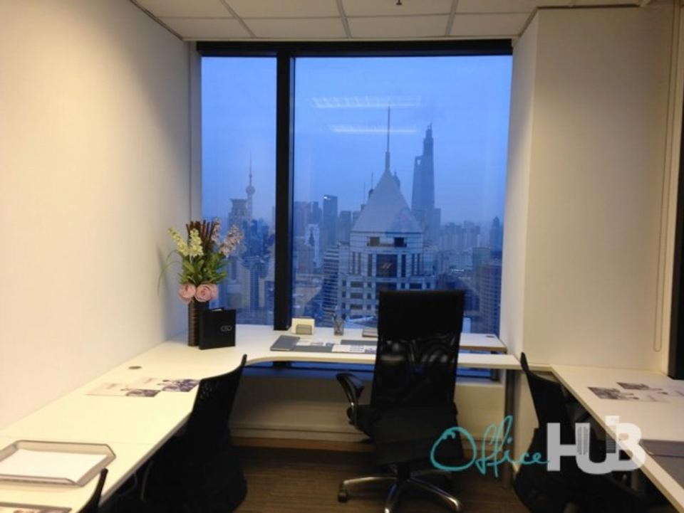 3 Person Private Office For Lease At 300 Huaihai Zhong Road, Shanghai, PuXi XinQu, 200021 - image 2