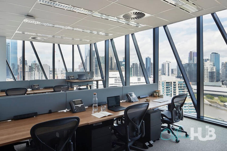 3 Person Private Office For Lease At 727 Collins Street, Docklands, VIC, 3008 - image 1