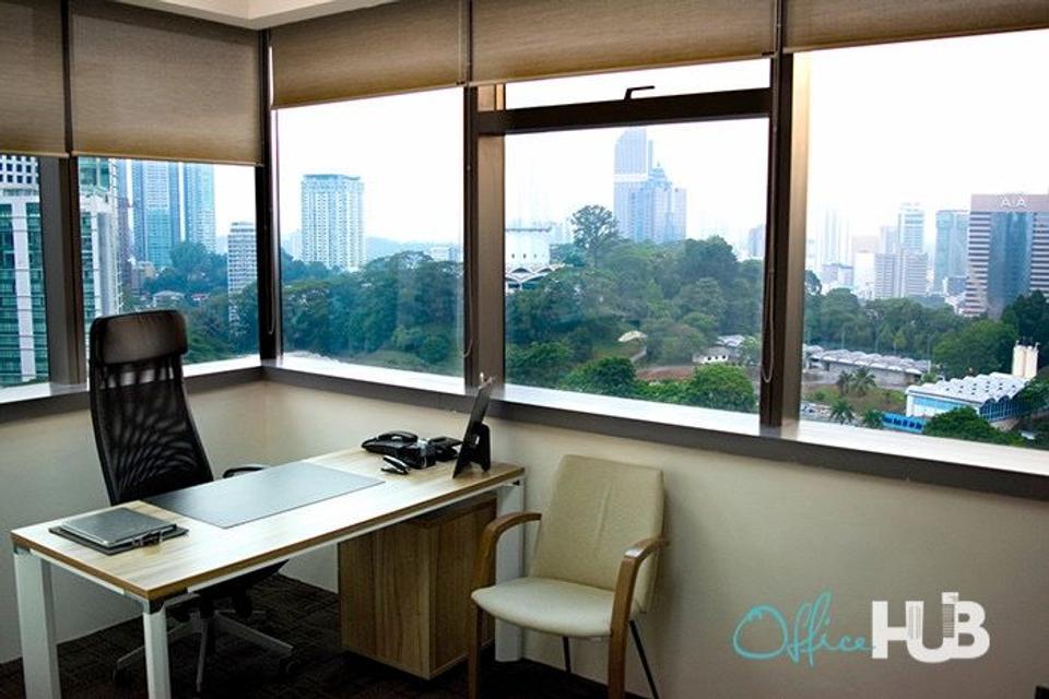 2 Person Coworking Office For Lease At 105 Jalan Ampang, Kuala Lumpur, Kuala Lumpur, 50450 - image 1