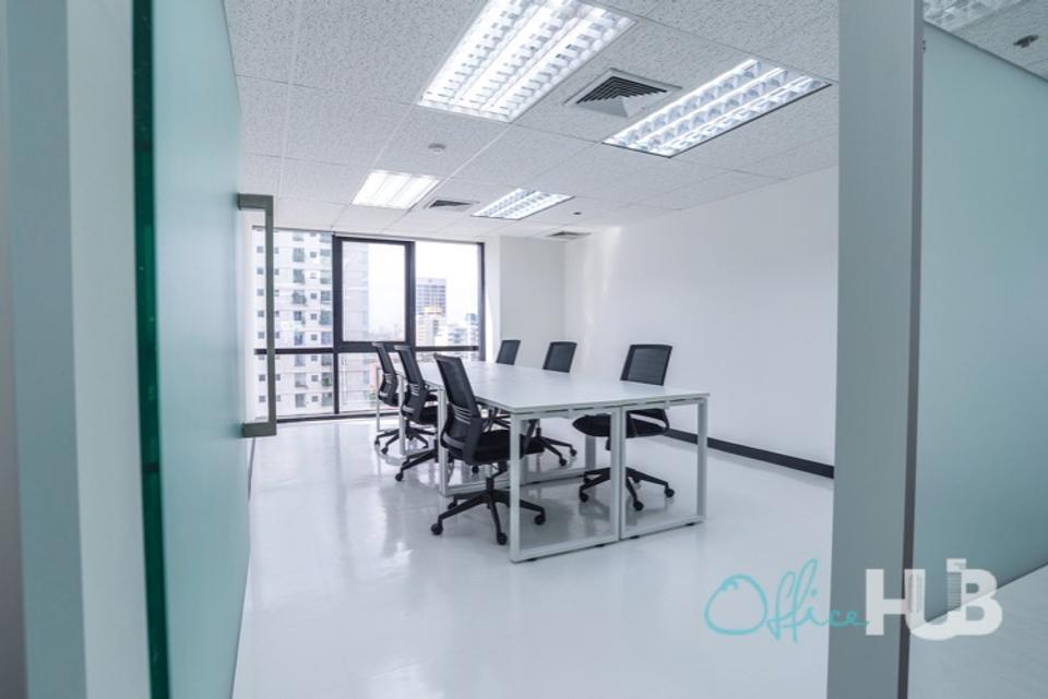 6 Person Private Office For Lease At 139 Pan Road, Bangkok, Silom, Bangrak, 10500 - image 1
