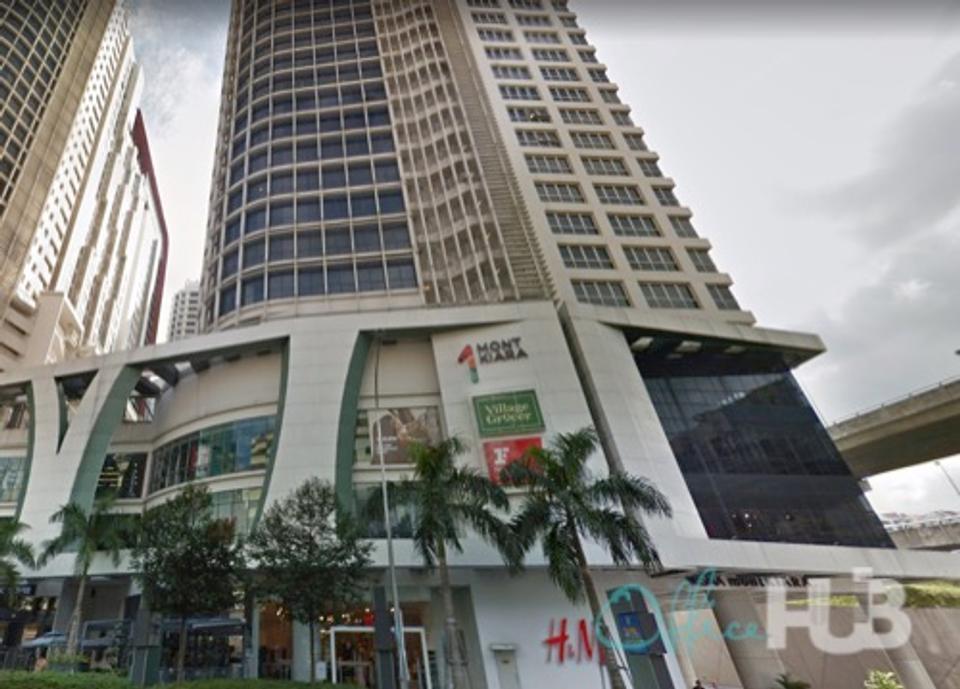 8 Person Coworking Office For Lease At Jalan Kiara, Kuala Lumpur, Kuala Lumpur, 50480 - image 1