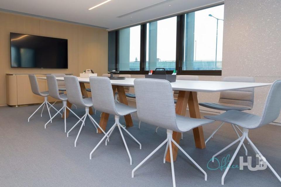 4 Person Private Office For Lease At Des Voeux Road Central, Hong Kong Island, Hong Kong, - image 3