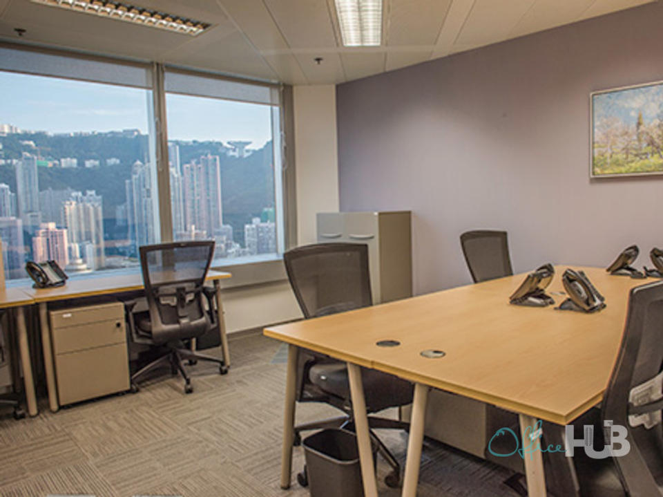 4 Person Private Office For Lease At 99 Queens Road Central, Central, Hong Kong Island, Hong Kong, - image 2