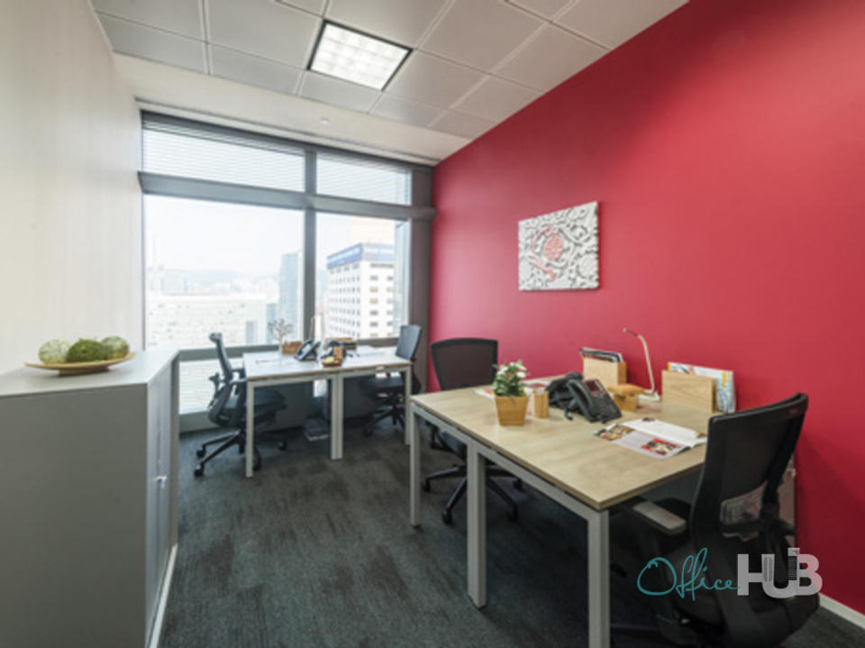 6 Person Private Office For Lease At 1 Connaught Road Central, Central, Hong Kong Island, Hong Kong, - image 2