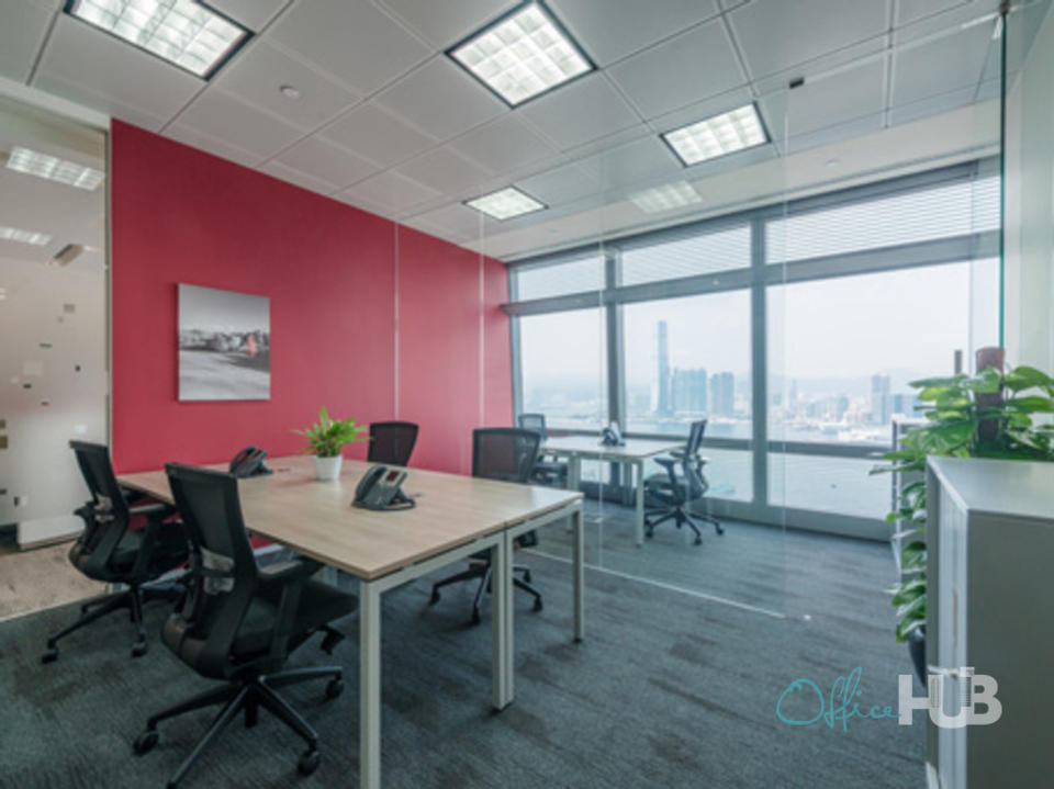 6 Person Private Office For Lease At 1 Connaught Road Central, Central, Hong Kong Island, Hong Kong, - image 1