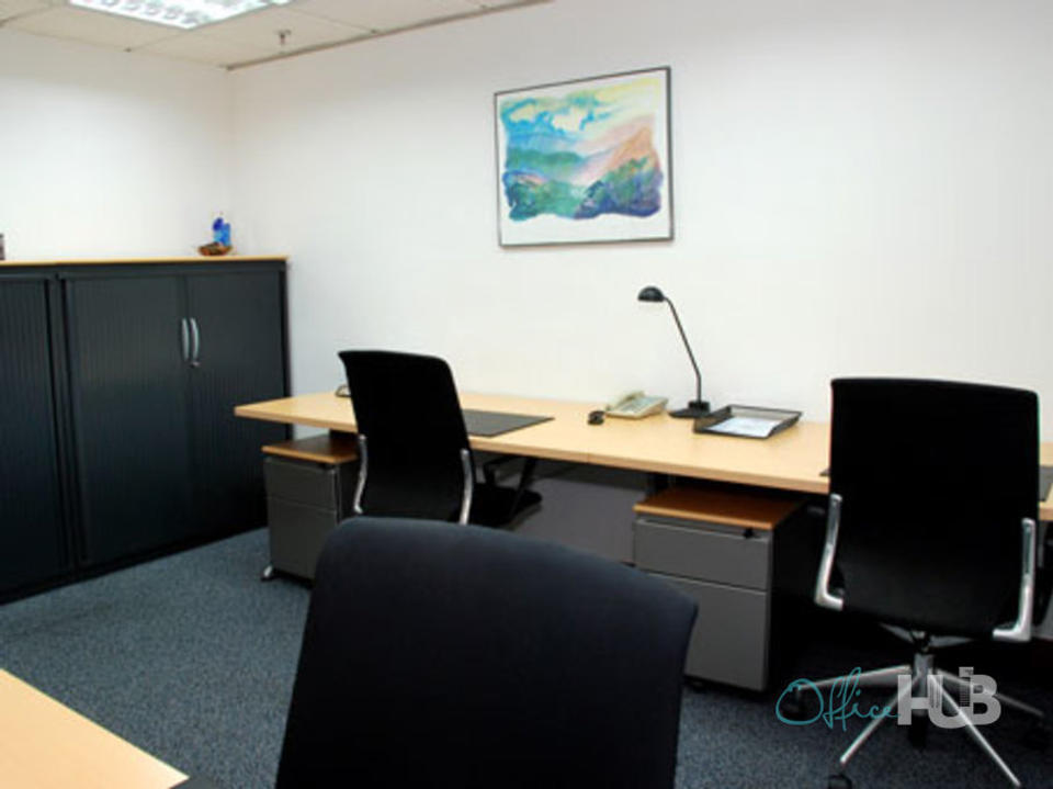 3 Person Private Office For Lease At 18 Harbour Road, Wan Chai, Hong Kong Island, Hong Kong, - image 1