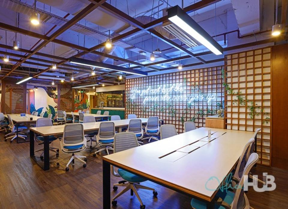 4 Person Private Office For Lease At 48A Jalan Jend Sudirman, Jakarta, Java, 12930 - image 2