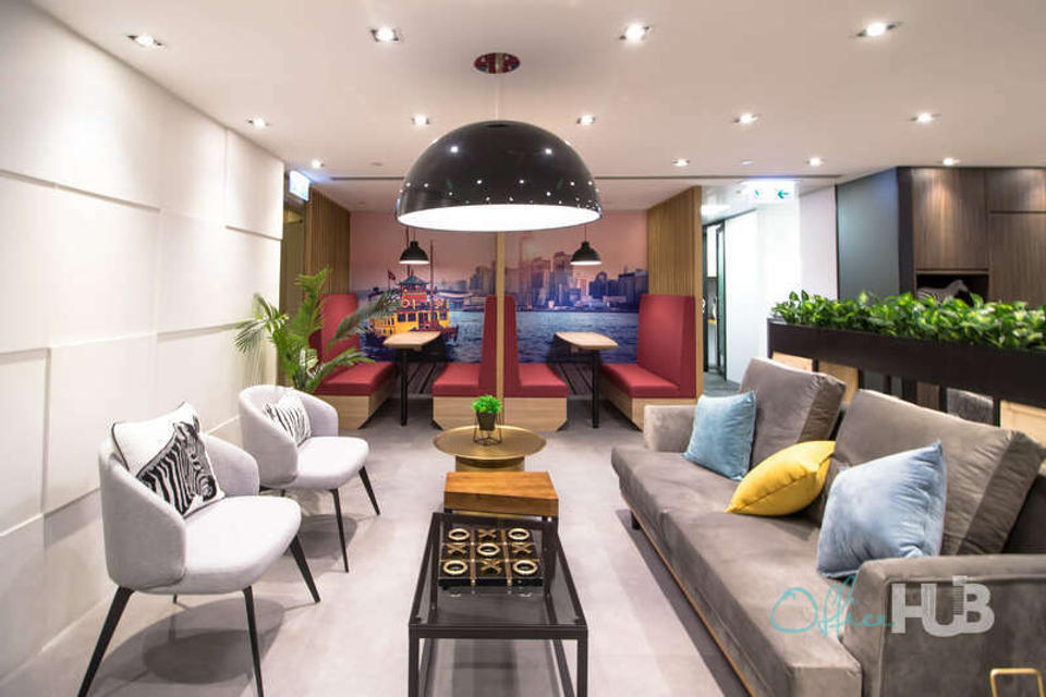 8 Person Private Office For Lease At 199 Des Voeux Road Central, Sheung Wan, Hong Kong Island, Hong Kong, - image 1