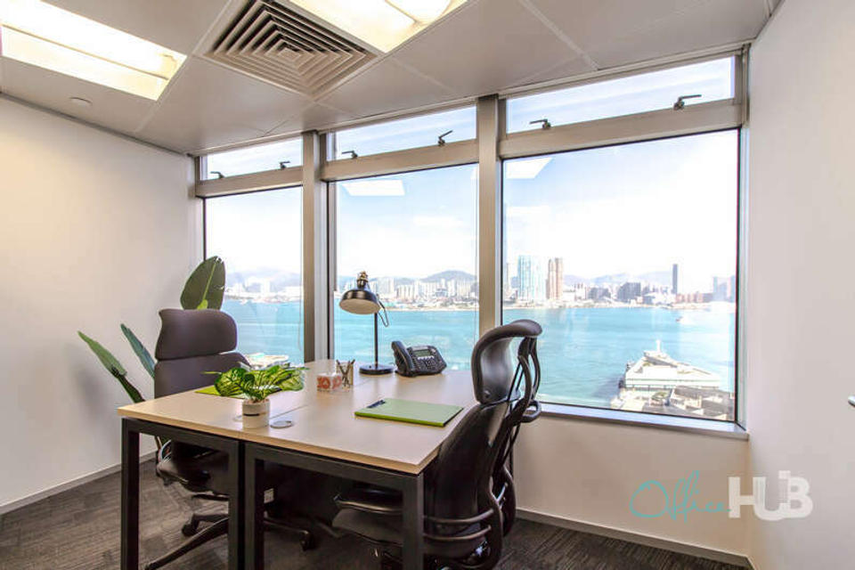 1 Person Private Office For Lease At 199 Des Voeux Road Central, Sheung Wan, Hong Kong Island, Hong Kong, - image 3