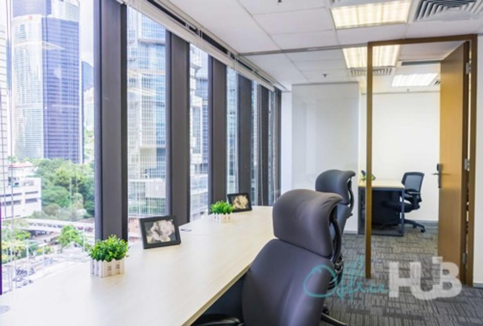 16 Person Private Office For Lease At 18 Harcourt Road, Admiralty, Hong Kong Island, Hong Kong, - image 1