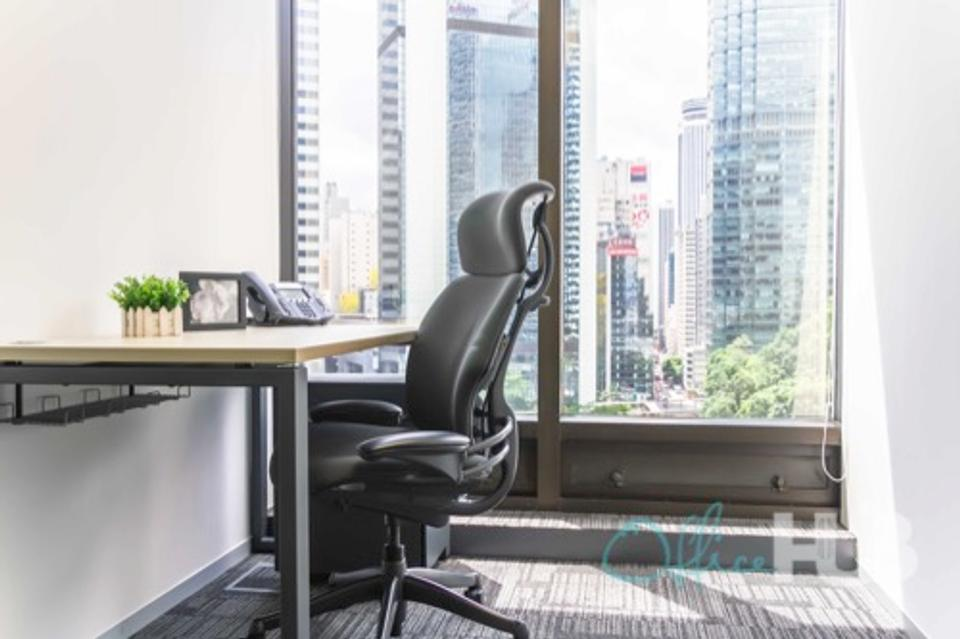 2 Person Private Office For Lease At 18 Harcourt Road, Admiralty, Hong Kong Island, Hong Kong, - image 3