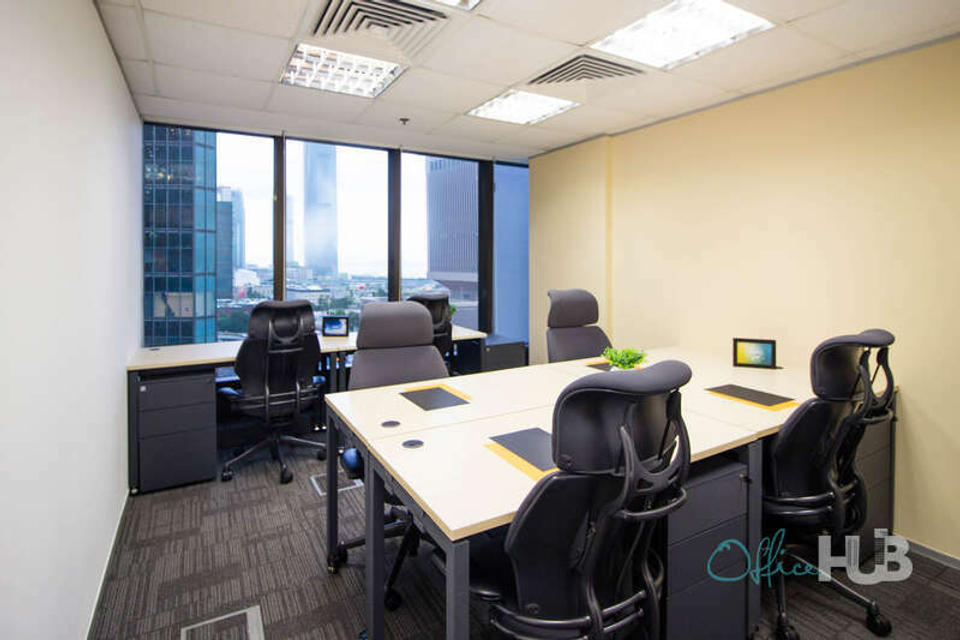 2 Person Private Office For Lease At 18 Harcourt Road, Admiralty, Hong Kong Island, Hong Kong, - image 1