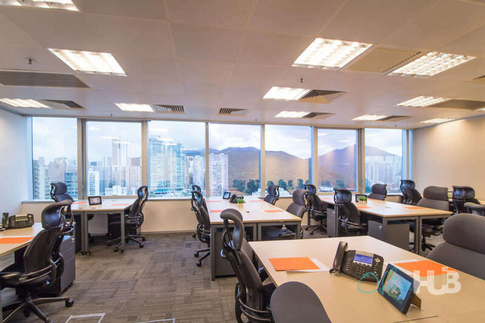 31 Person Private Office For Lease At 183 Electric Road, Causeway Bay, Hong Kong Island, Hong Kong, - image 1