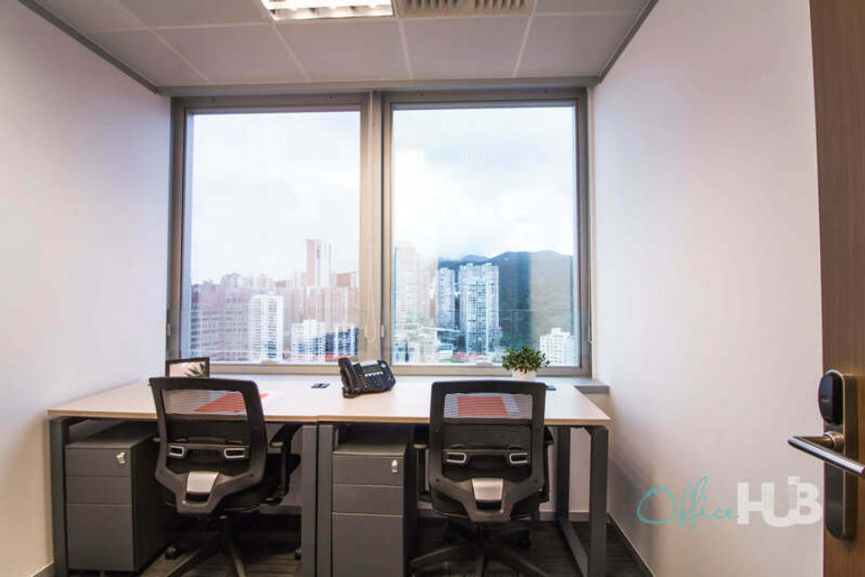 2 Person Private Office For Lease At 183 Electric Road, Causeway Bay, Hong Kong Island, Hong Kong, - image 2