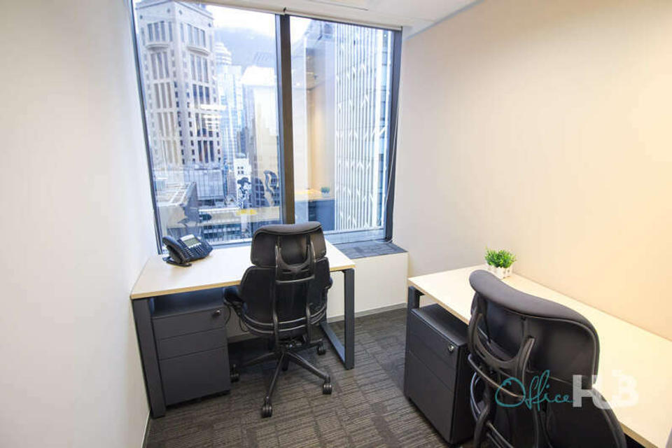 6 Person Private Office For Lease At 19 Des Voeux Road Central, Central, Hong Kong Island, Hong Kong, - image 3