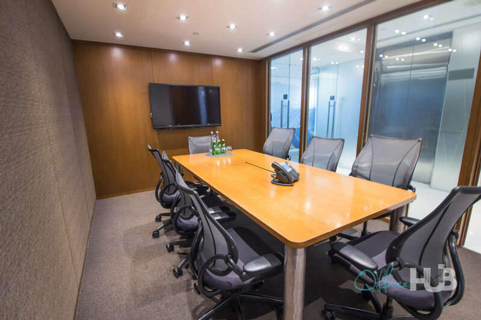 6 Person Private Office For Lease At 19 Des Voeux Road Central, Central, Hong Kong Island, Hong Kong, - image 2