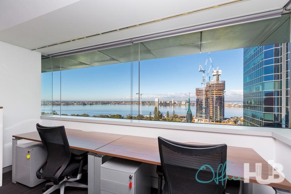 4 Person Private Office For Lease At 37 St Georges Terrace, Perth, WA, 6000 - image 1