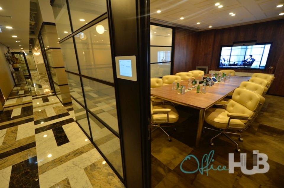 8 Person Private Office For Lease At 3 Garden Road, Central, Hong Kong Island, Hong Kong, - image 3