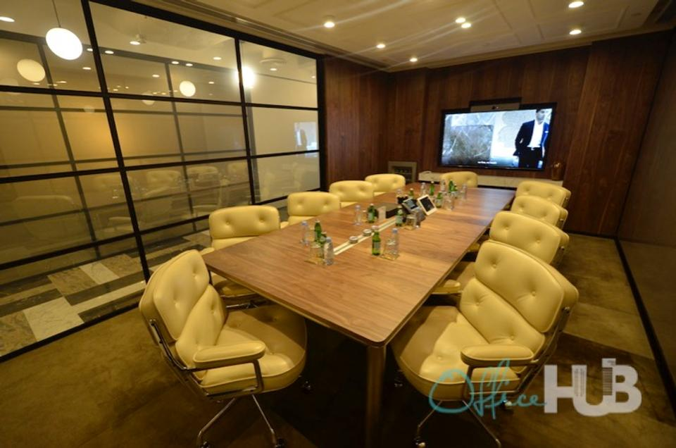 8 Person Private Office For Lease At 3 Garden Road, Central, Hong Kong Island, Hong Kong, - image 1