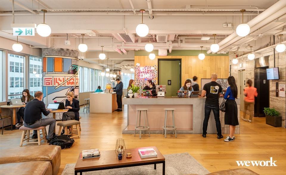 4 Person Private Office For Lease At 33 Lockhart Road, Wanchai, Hong Kong Island, Hong Kong, - image 2