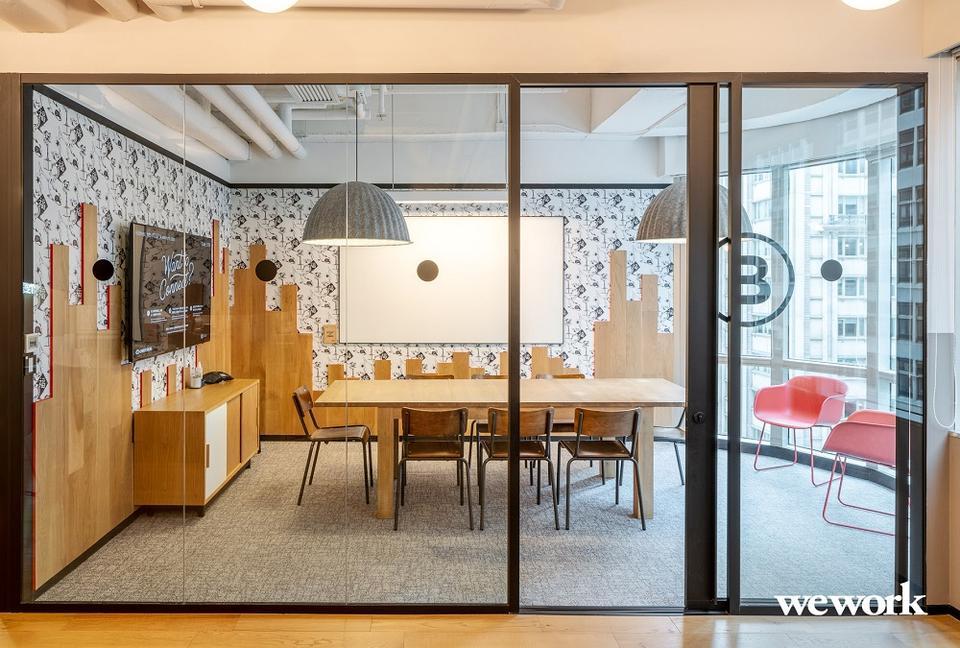 2 Person Private Office For Lease At 33 Lockhart Road, Wanchai, Hong Kong Island, Hong Kong, - image 2