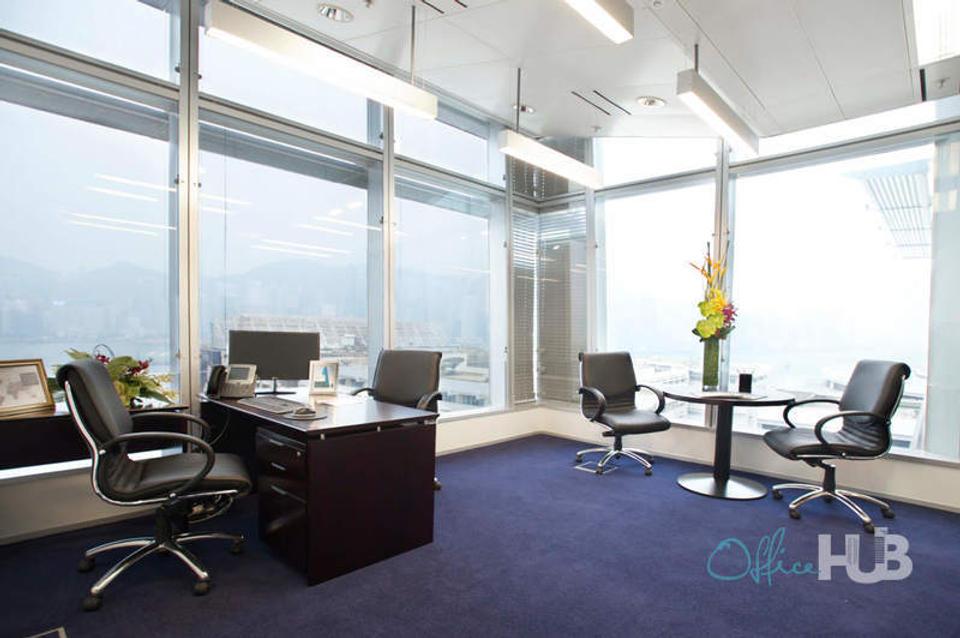 5 Person Private Office For Lease At 1 Peking Road, Tsim Sha Tsui, Kowloon, Hong Kong, - image 3