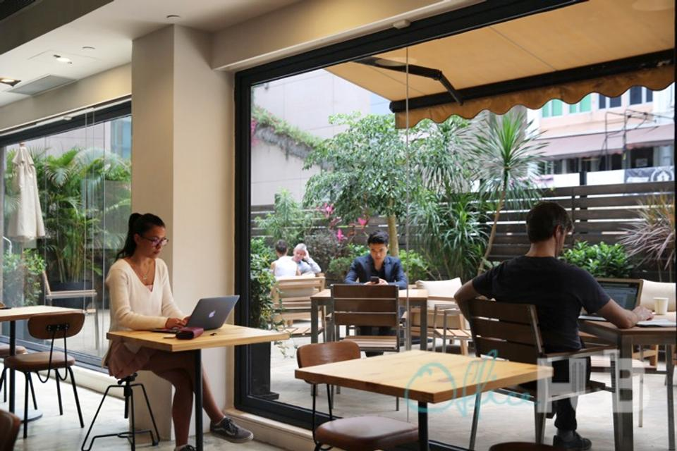 1 Person Coworking Office For Lease At Hillier Street, Sheung Wan, Hong Kong Island, Hong Kong, - image 2