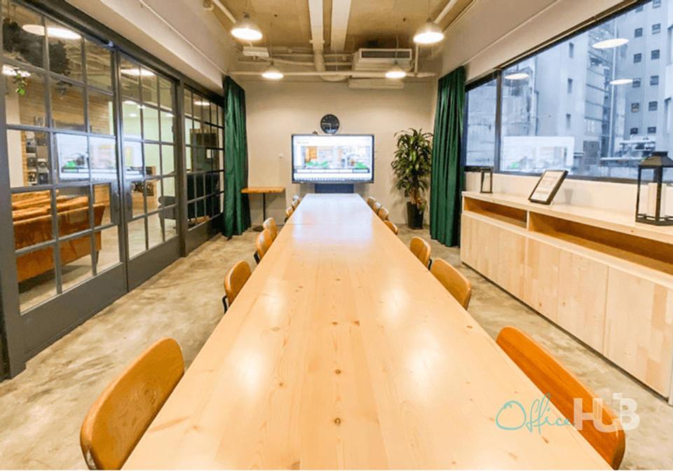 1 Person Coworking Office For Lease At Hillier Street, Sheung Wan, Hong Kong Island, Hong Kong, - image 1