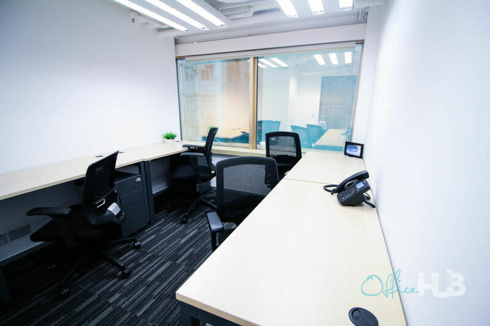 88 Person Private Office For Lease At 136 Des Voeux Road Central, Central, Hong Kong Island, Hong Kong, - image 1