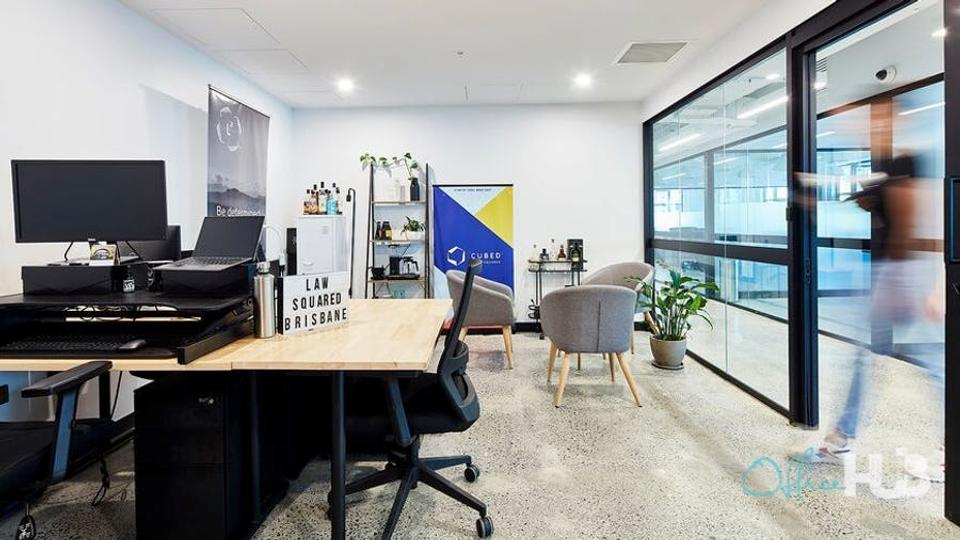4 Person Private Office For Lease At Edward Street, Brisbane, QLD, 4000 - image 1