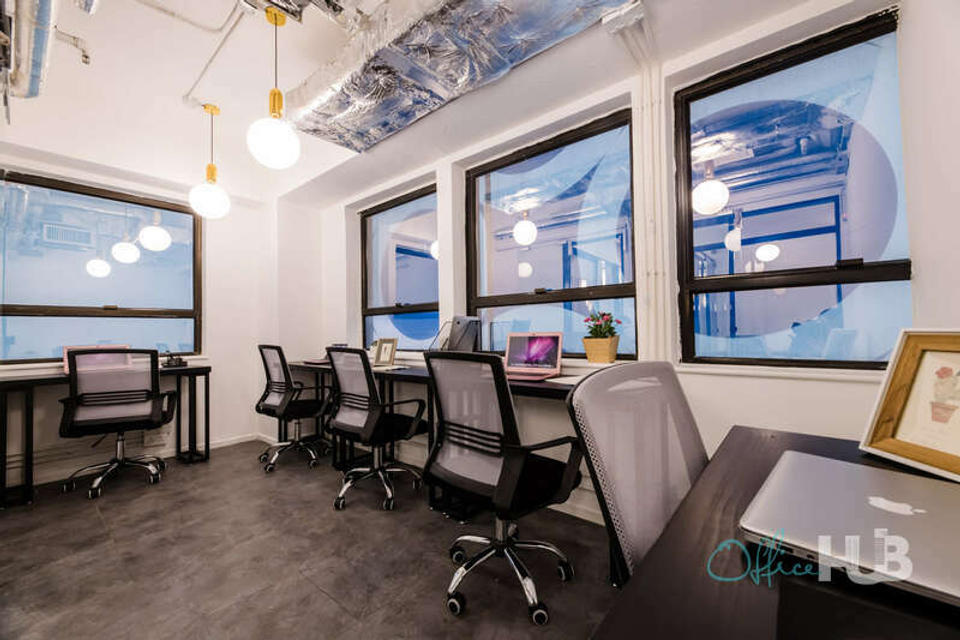 4 Person Private Office For Lease At 8 Hysan Avenue, Causeway Bay, Hong Kong, Hong Kong Island, - image 1