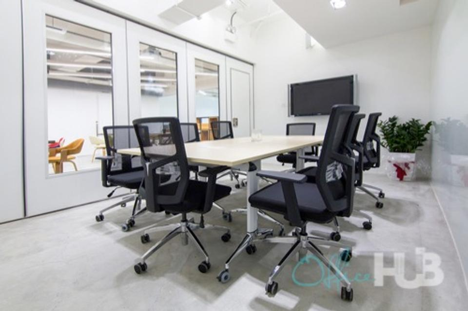 4 Person Private Office For Lease At 444-452 Des Voeux Road West, Sai Wan, Hong Kong, Hong Kong Island, - image 3