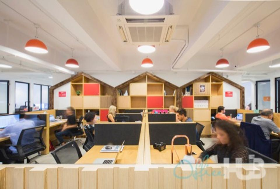 7 Person Private Office For Lease At 12P Smithfield, Kennedy Town, Hong Kong, Hong Kong Island, - image 3
